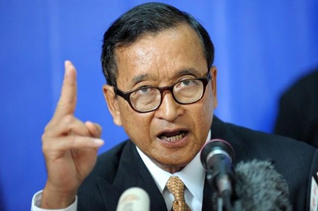 Corte camboyana defiende veredicto contra lider opositor hinh anh 1