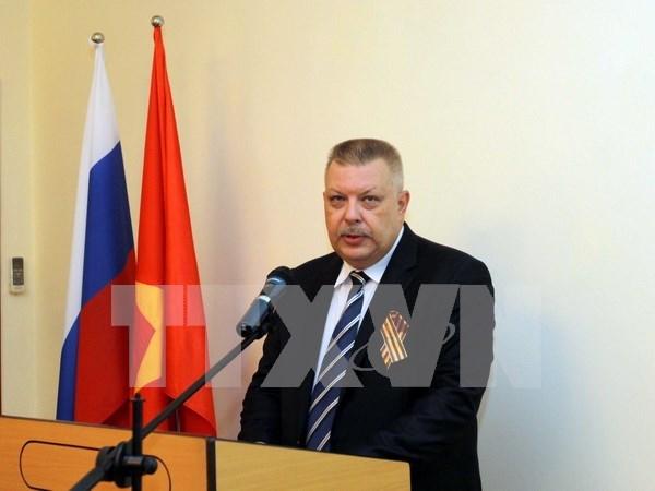 Vietnam y Rusia priorizan proyectos estrategicos en 2017 hinh anh 1