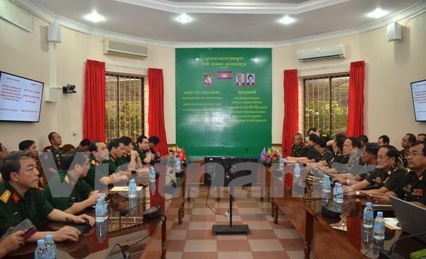Vietnam entrega sistema medico remoto a hospital camboyano hinh anh 1