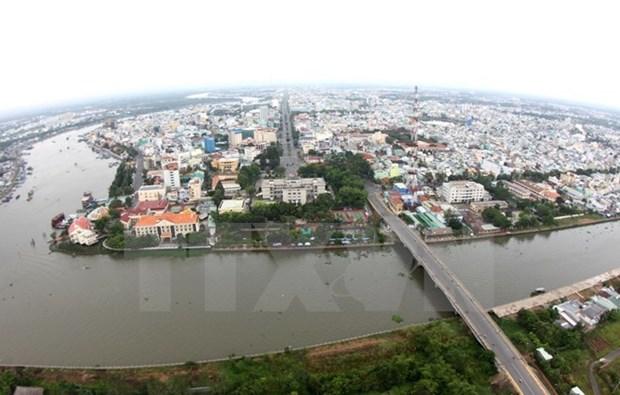 Can Tho y Sudcorea cooperan en desarrollo de ciudad inteligente hinh anh 1
