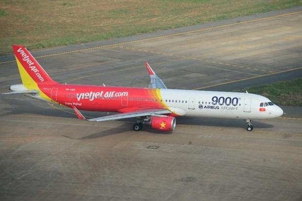 Aerolinea Vietjet cotizara sus acciones en la bolsa hinh anh 1