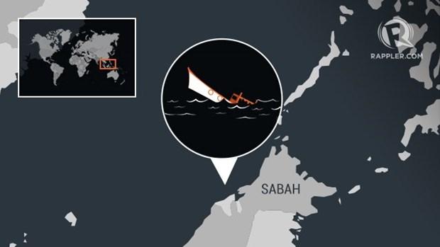 Encuentran seis cuerpos de un naufragio en Malasia hinh anh 1