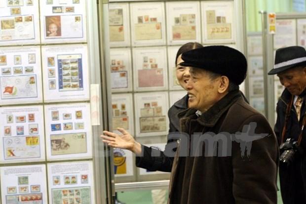 Emiten coleccion de sellos con motivo del Ano Nacional de Turismo de Vietnam hinh anh 1
