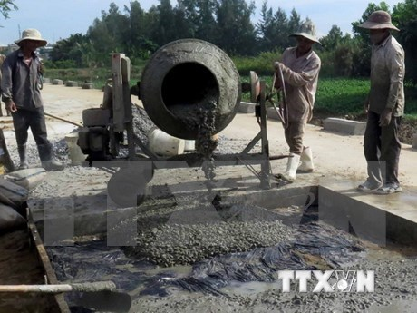 Hanoi por impulsar desarrollo de nuevas zonas rurales hinh anh 1