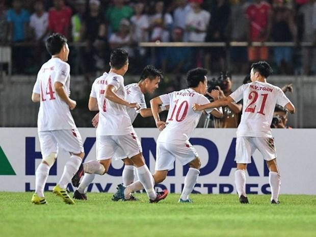 Vietnam mantiene posicion en nuevo ranking mundial FIFA hinh anh 1