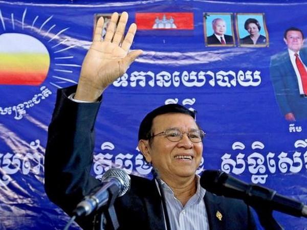 Camboya: Partido opositor aun sin elegir nuevo presidente hinh anh 1