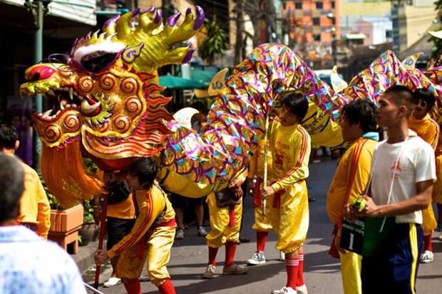 Bangkok organiza campana para promover turismo historico hinh anh 1