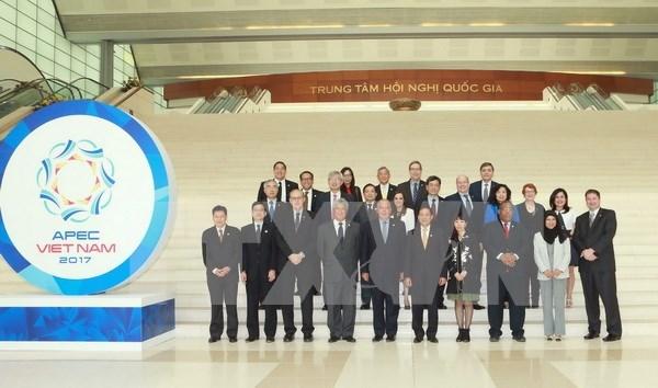 Altos funcionarios de APEC buscaran en Vietnam impulsar crecimiento inclusivo hinh anh 1