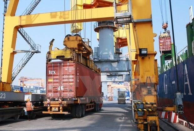 China, Sudcorea y EE.UU., mayores importadores de productos de Vietnam hinh anh 1