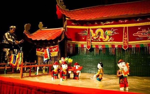 Titiriteros vietnamitas actuaran en Festival Internacional de Arte en Polonia hinh anh 1
