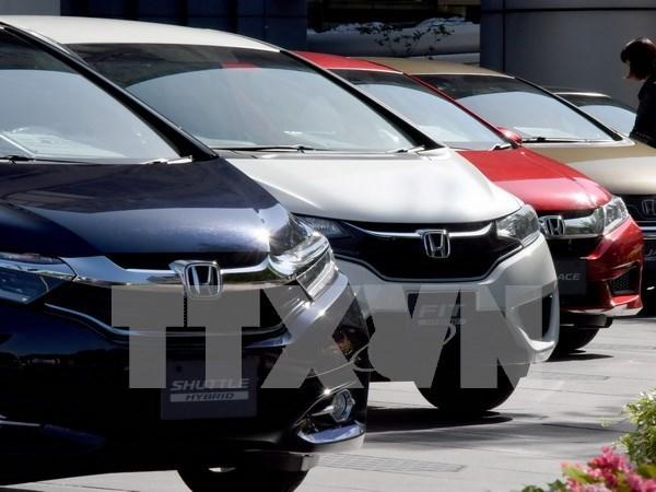 Ventas de coches en Vietnam registran fuerte baja hinh anh 1