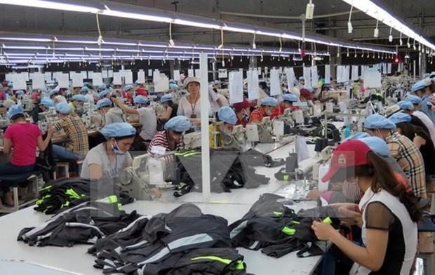 Vietnam: 15 mil millones USD por ventas de productos textiles a EE.UU. y Japon hinh anh 1