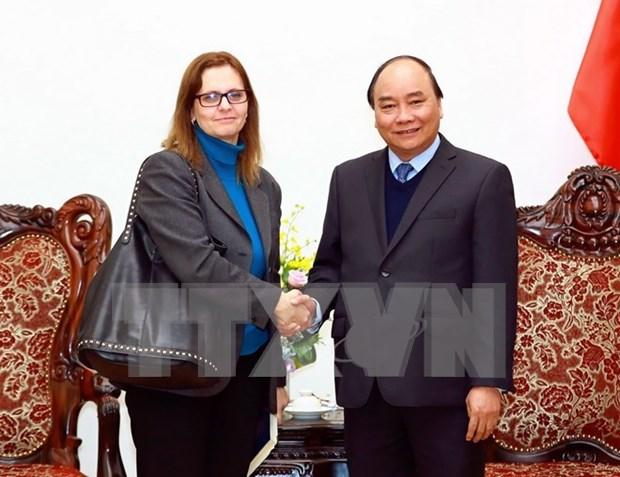 Visita del presidente israeli a Vietnam fortalecera relacion bilateral hinh anh 1