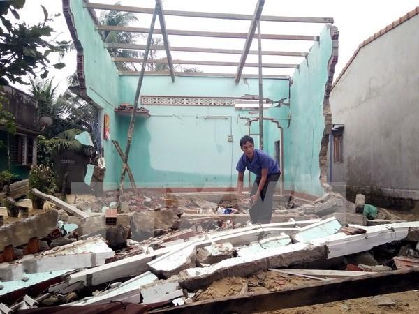 Banco Mundial estudia asistencia a provincia vietnamita afectada por desastres hinh anh 1