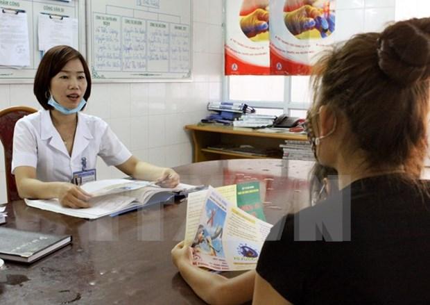 Vietnam fortalece la lucha contra VIH/SIDA hinh anh 1
