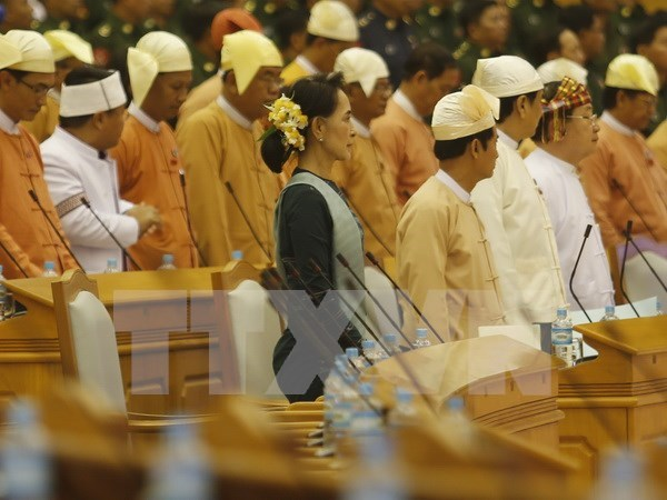 Myanmar aplaza la segunda Conferencia Panglong hinh anh 1
