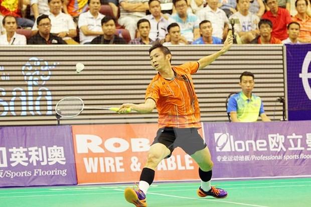 Vietnam pierde ante Tailandia en torneo regional de badminton hinh anh 1