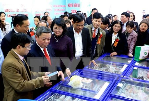 Vicepresidenta vietnamita destaca la importancia de inocuidad alimentaria hinh anh 1