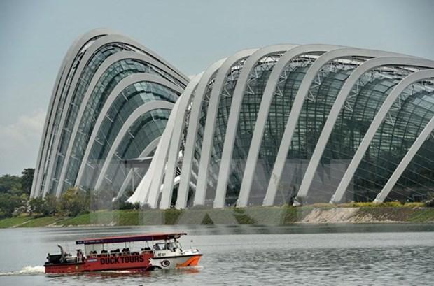 Singapur, uno de destinos mas atractivos para inversion extranjera hinh anh 1