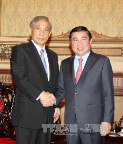 Localidades de Vietnam y Japon impulsan cooperacion multifacetica hinh anh 1