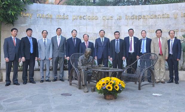 Fortalecen Vietnam y Mexico cooperacion financiera hinh anh 5
