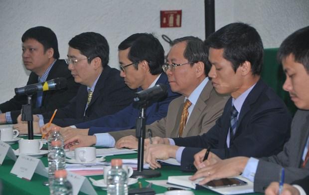 Fortalecen Vietnam y Mexico cooperacion financiera hinh anh 3