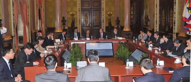 Fortalecen Vietnam y Mexico cooperacion financiera hinh anh 1