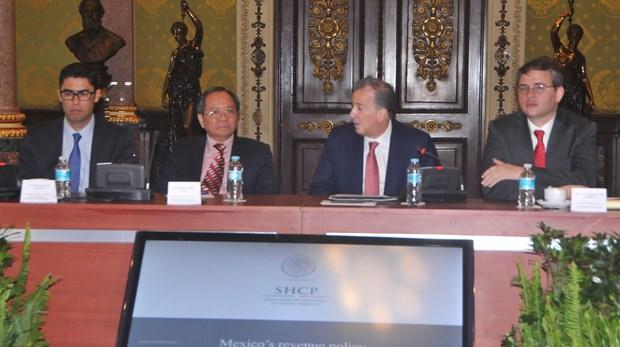 Fortalecen Vietnam y Mexico cooperacion financiera hinh anh 2