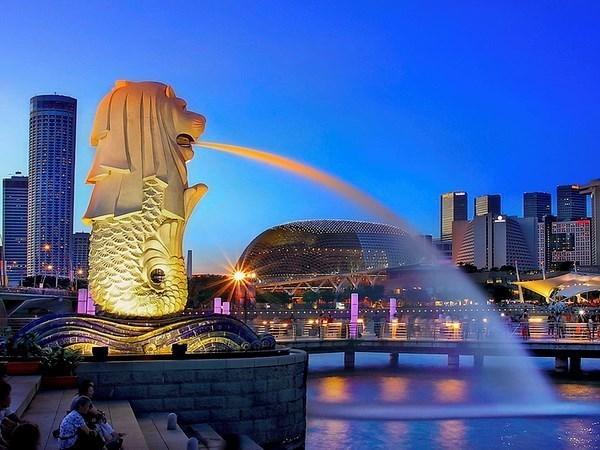 Singapur registra numero record de turistas extranjeros hinh anh 1