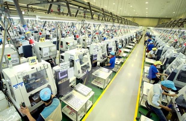 Vietnam: leve aumento en Indice de Produccion Industrial hinh anh 1
