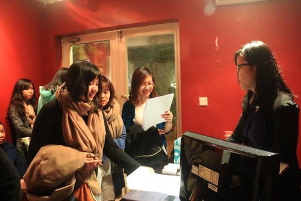 Disfrutan gratuitamente de cine contemporaneo aleman en Hanoi hinh anh 1