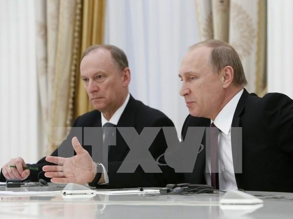 Rusia propone intercambiar informaciones de inteligencia con Filipinas hinh anh 1