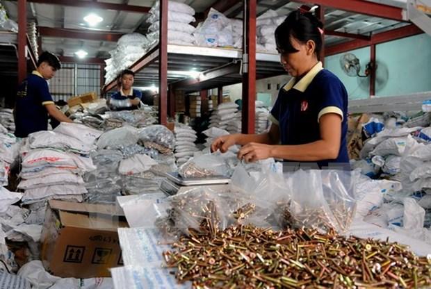 Farmacia y confecciones textiles, sectores mas beneficiados de Vietnam con EVFTA hinh anh 1