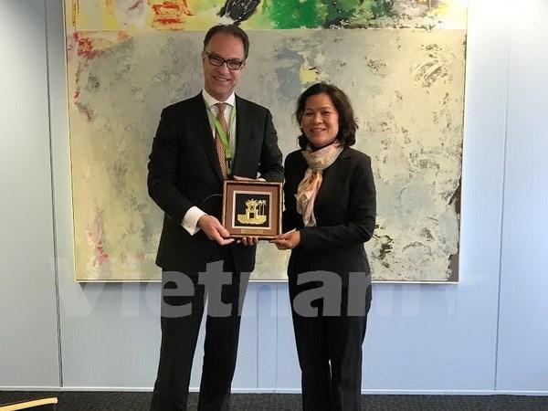 Vietnam y Paises Bajos impulsan relaciones multifaceticas hinh anh 1