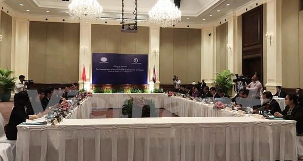 Vietnam y Camboya viabilizan cooperacion en el sector bancario hinh anh 1