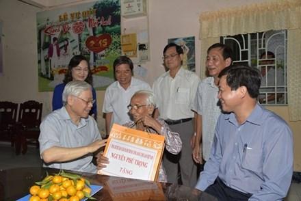 Lider partidista propone impulsar agricultura de alta tecnologia en Bac Lieu hinh anh 1