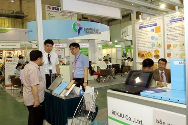 Vietnam Expo 2017 – Importante puente de conexion comercial internacional hinh anh 1