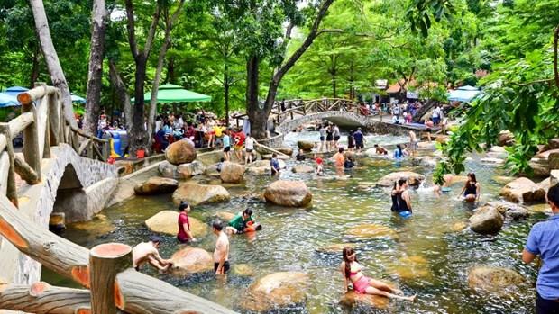 Provincia vietnamita estimula inversiones en el sector turistico hinh anh 1