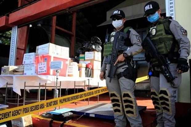 Formara ejercito filipino fuerzas especiales antidrogas hinh anh 1