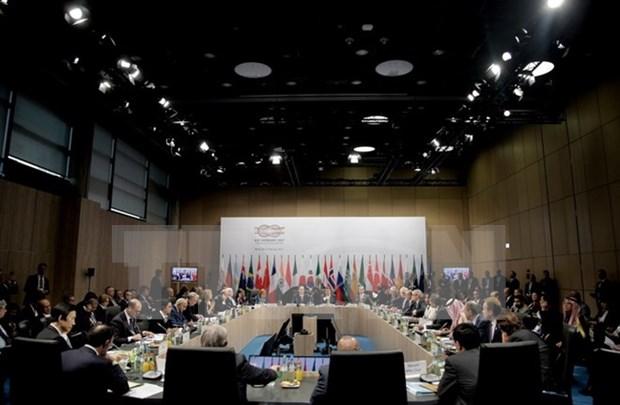 Indonesia prioriza cooperacion con Africa hinh anh 1