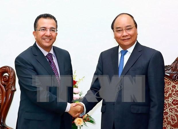 Vietnam desea ampliar cooperacion multifacetica con Marruecos, dijo premier hinh anh 1