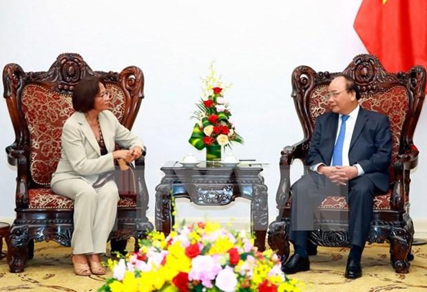 Vietnam promete condiciones optimas para empresas de Timor Leste hinh anh 1
