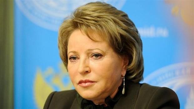 Presidenta del Consejo de la Federacion de Rusia iniciara visita a Vietnam hinh anh 1