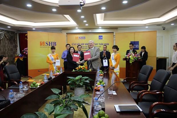 Banco Asiatico para el Desarrollo ofrece credito revolvente a Vietnam hinh anh 1