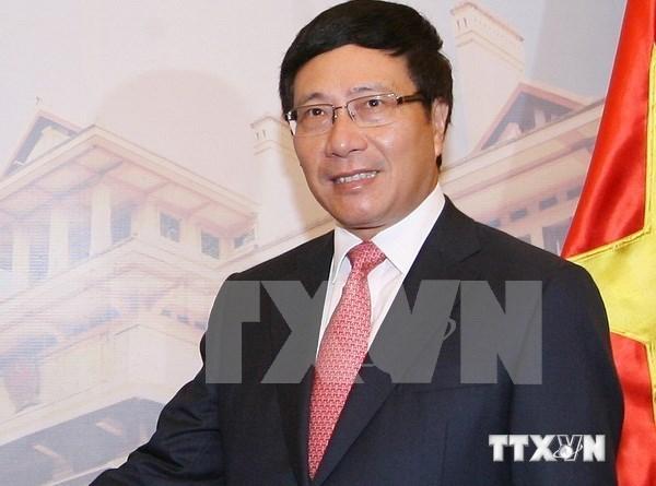 Vietnam enfatiza importancia de desarrollo de ASEAN con el pueblo como centro hinh anh 1