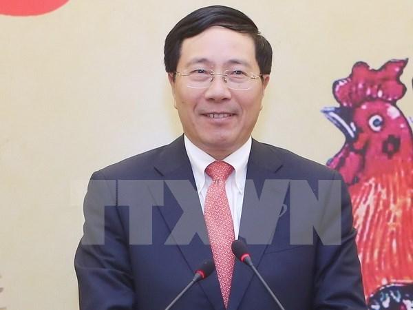 Vietnam e Indonesia abogan por profundizar cooperacion de amistad hinh anh 1