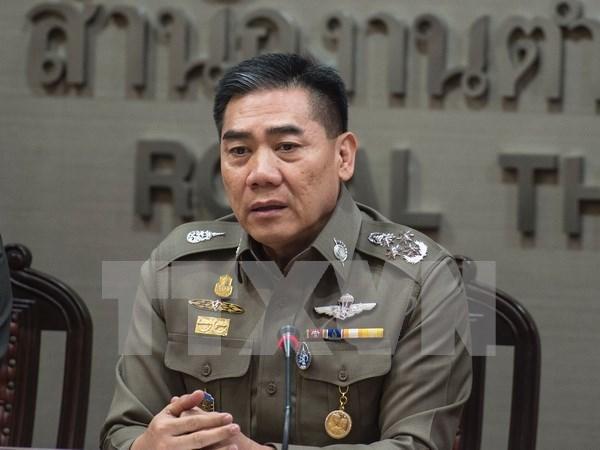 Tailandia continua busqueda de abad budista acusado de desfalco hinh anh 1