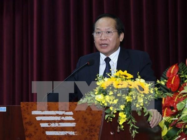 Vietnam e India buscan reforzar lazos en esfera de tecnologia informatica hinh anh 1