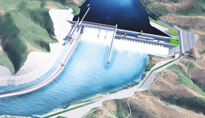 Inauguran reunion regional sobre proyecto hidroelectrico Pak Beng en Laos hinh anh 1