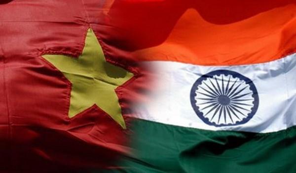 Viceministro vietnamita de defensa recibe a embajador indio hinh anh 1